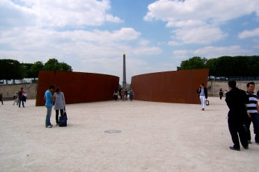 at the Tuilleries