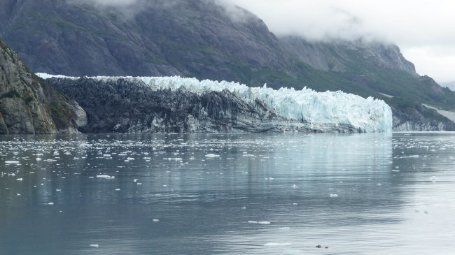 glacier...what we see of it